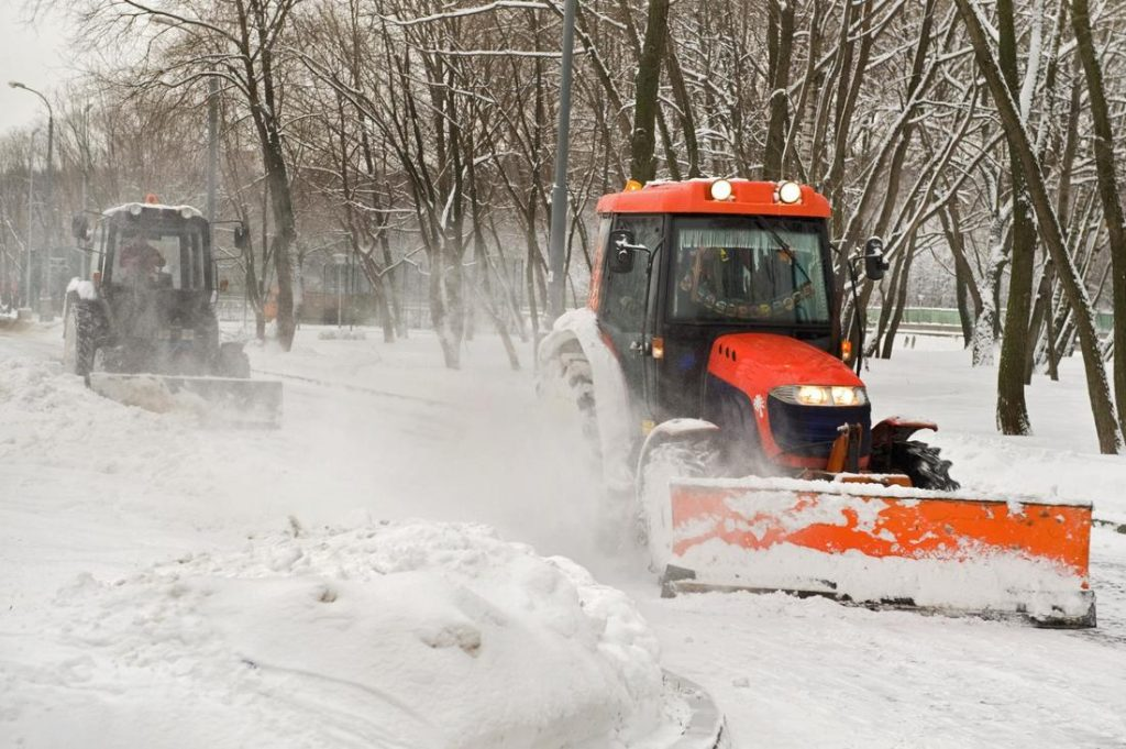 Bloomington Snow Plowing